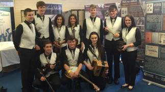 15-18 Longridge Ceili Band Leinster 2016